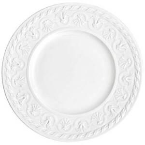 Villeroy & Boch CELLINI Brotteller, Kuchenteller Ø 18cm weiß Porzellan