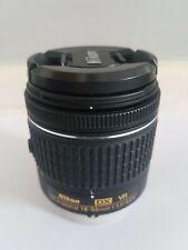 Nikon AF-P 18-55mm f/3.5-5.6G DX VR Lens Nikkor