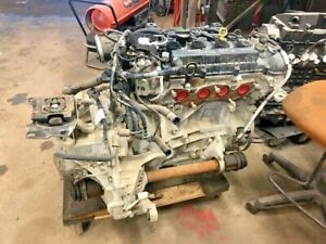 2012 OEM FORD FOCUS 2.0L ENGINE MOTOR 97,000 MILES AS SHOWN