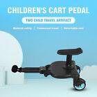 Pushchair Stroller Kid Connectors Step Board Load Up To 55LB Buggy Board