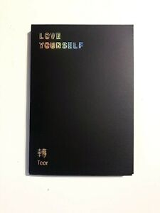 [US Seller] BTS Love Yourself Tear Version R + Photocard V Taehyung + Standee