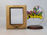 Kurt S. Adler Ornament 2011 Peace - Peace Frogs Collection - #610157-PC-SDB