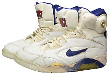 1991 Charles Oakley New York Knicks Game-Used Sneakers