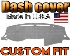 Fits 2013-2019  NISSAN  SENTRA  DASH COVER MAT  DASHBOARD PAD  /  LIGHT GREY