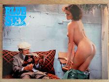 Aushangfoto Erotik * BLUE SEX SPECIAL SERVICE