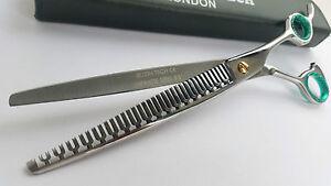"8.5"" professional dog grooming Chunker/ thinning scissors pet grooming shear"
