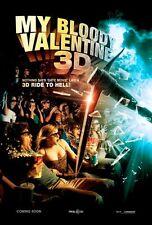 My Bloody Valentine Movie Poster 24in x 36in