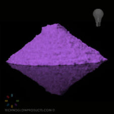 Glow in the Dark Pigment Powder 20/50/100g Daytime Invisible, Resin Coating top