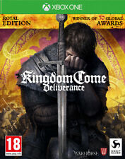 Kingdom Come Deliverance Royal Edition (Xbox One)  NEW AND SEALED - IN STOCK