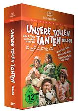 Unsere tollen Tanten Trilogie BOX - (Tanten + Nichten +..in der Südsee) - 3 DVD
