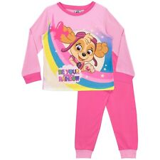 "Girls toddler  Paw Patrol /""Ready for Bed/"" Girls Pyjamas age  3-4 BNWT"