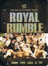 WWE: ROYAL RUMBLE 2008 [LIMITED EDITION COLLECTIBLE TIN BOX SET]