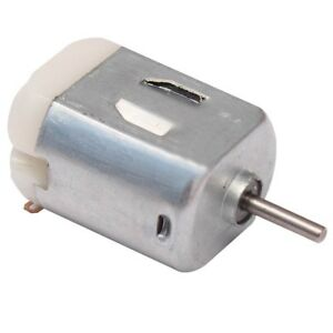 NEW 5PCS R130 motor Type 130 Hobby micro motors 3-6V DC 0.35-0.4A 8000 RPM