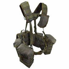 SSO / SPOSN Tactical Vest Smersh PKM Olive Russian Army Spetsnaz Belt System