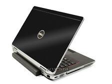 3D CARBON FIBER Vinyl Lid Skin Cover Decal fits Dell Latitude E6320 Laptop