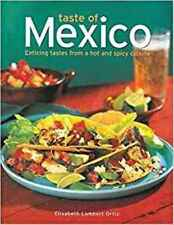 Taste of Mexico, New Books