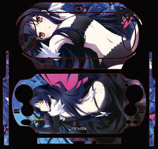 Japan Anime Accel World Cover Skin Sticker for Sony PlayStation PS Vita 1000