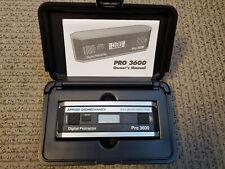 Applied Geomechanics PRO 3600 digital protractor - NEW