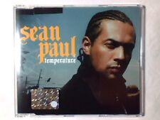 SEAN PAUL Temperature cd singolo PR0M0