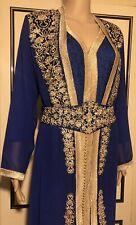 jalabiya maxi dress abaya jilbab farasha kaftan sizes MEDIUM UK SIZE 12/14