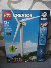 Lego Creator Expert aerogenerador Vestas