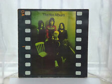 "Yes - The Yes Album 12"" LP 1971 Red / Plum Label"