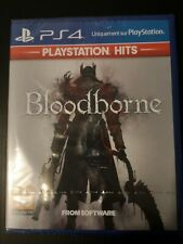 Bloodborne * Playstation Hits - PS4 neuf sous blister VF