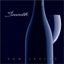 Sam Levine - Smooth 2 Disc CD Romantic Saxophone Music (Factory Sealed)