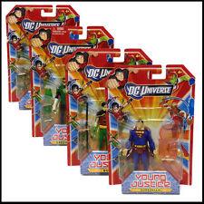 MATTEL YOUNG JUSTICE LEAGUE FIGURES DC UNIVERSE SUPERMAN ARTEMIS 8 TO CHOOSE