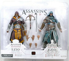 Assassins Creed Revelations 2-Pack Ezio Scarlett & Caspian Neca 608173