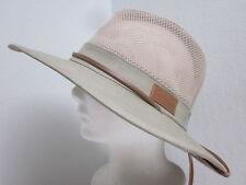 New Medium Cabelas Khaki Cotton Canvas Breezer Hat - Hiking - Fishing - UPF50+*