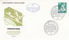 Berlin 1975 40pf Industry and Technology FDC unadressed VGC