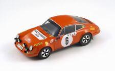 Spark Porsche 911S #6 Winner Monte Carlo Rally 1970 Waldegaard - Helmer 1/18