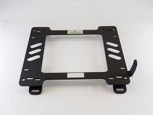 PLANTED SEAT BRACKET FOR 1989-1997 MAZDA MIATA DRIVER LEFT SIDE RACING SEAT