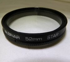 52mm filter Albinar 4 Star Cross Screen