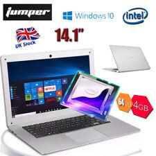 4+64GB JUMPER EZbook 2 14.1 inch Laptop PC 1920*1080 Win10 WIFI BT4.0 HD Netbook