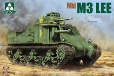 Takom Models 1/35 US Medium Tank M3 Lee Mid Production