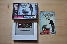 SNES - Addams Family Values - (OVP, mit Anleitung)