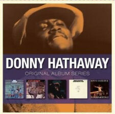 Donny Hathaway : Original Album Series CD (2010) ***NEW***