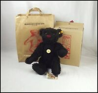 Steiff Classic Large Growling Black Teddy Bear c2004
