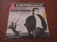 45 tours NIK KERSHAW the riddle