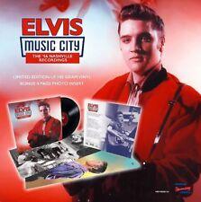 Elvis Presley LP / Vinyl - Music City - The '56 Nashville Recordings - NEU