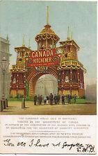 Pre-1914 Building Postcard