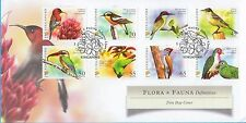 Singapore stamp FDC 2007 Flora & Fauna definitive stamp *Low value* SG122703