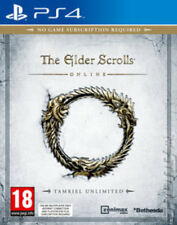 The Elder Scrolls: Online: Tamriel Unlimited (PS4) VideoGames