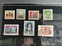 Belgium 1957 mint never hinged Provincial Legends stamps set  R27284