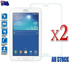 2x Tempered Glass Screen Protector Film for Samsung Galaxy Tab 3 Lite 7.0 inch