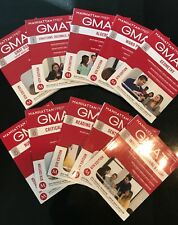 Manhattan Prep 6th Edition GMAT Materials, GMAT Official Guide & Test Booklet