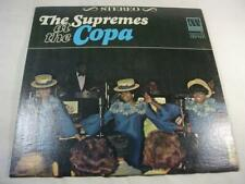 The Supremes At The Copa - Motown Records MS-636