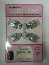 McGARD #21123 7/16 RITE & LEFT MAG WHEEL LOCKS FOR 65-70 DART & VALIANT 61-70